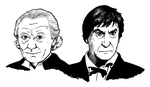 The Two Doctors by Dill-Tasker