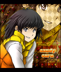 Duel Cafe Flavors: Candy Corn by suishouyuki