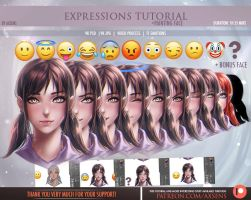 Expressions Tutorial by Axsens
