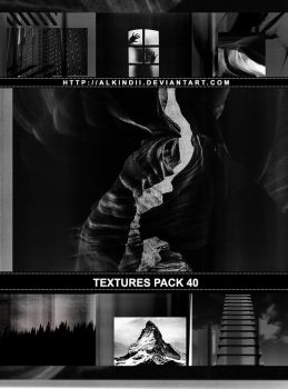 TEXTURE PACK #40 by Alkindii