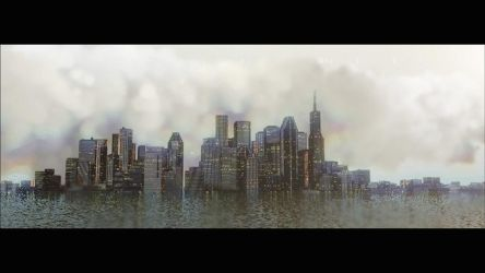 Timelapse City by GreenOfGray