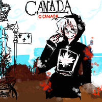 Oh... Canada by teabubbles