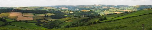 Shropshire or Wales by sags