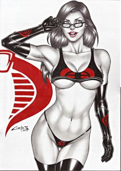 BARONESS SALE ON E-BAY AUCTION NOW !!! by carlosbragaART80