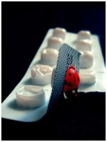 fortune in pills. by ang3llor3