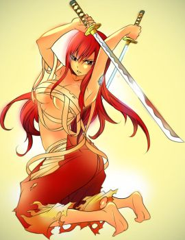 Erza-2-Final-Resize-Review by Unforgiven-wanda