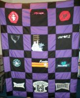 The Tribute Quilt by eitanya