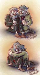 I'm Okay I tell you by Demona-Silverwing