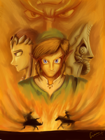 Fan Art Twilight Princess 2 REVISITED by Calbak