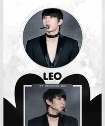 Photopack 20356 - Leo (VIXX). by southsidepngs