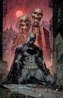 BatmanSilvestri_COLOR by ivanplascencia