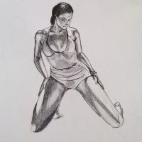 Figure Drawing by 1-of-Millions