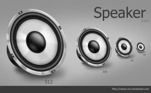 Speaker by nahas-pro