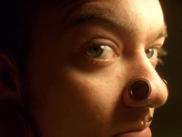 Five Eights Nostrils by ModifiedLife