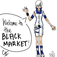 Black Market: Welcome by sai335