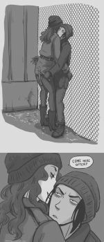 Person of Interest - Root and Shaw STC by Maarika