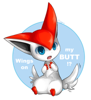 shiny victini