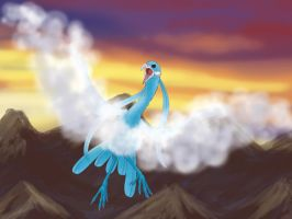 Altaria by RacieB