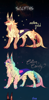 Salyte Adopts - flatsale by IoneIy