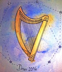 Celtic Harp Festival of Dinan - 2016 by Mustang-sauvage