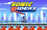 411. Sonic Riders by BeeWinter55