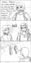 JJBA wardrobe concerns by RasTear