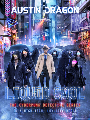 Liquid Cool - Book Cover by Whendell