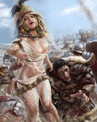 Bellona and  Legatus by neutronboar