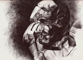 Iron man by maya-Notliketheother
