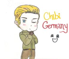 Chibi Germany by OneFreeSpiritedFilly