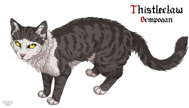 Thistleclaw by Vialir