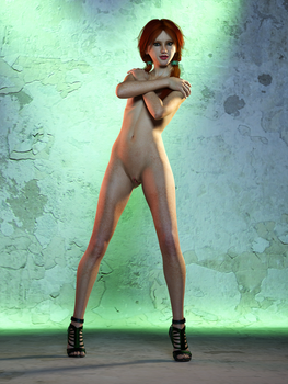 Analeine Full by Doing-it-in-3d