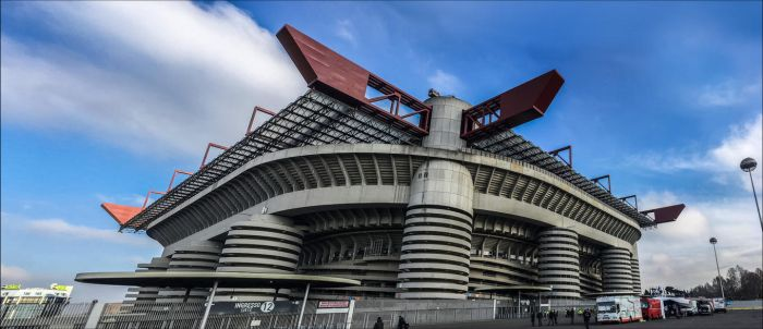 San Siro Stadium, Milan by apple-yigit-jack