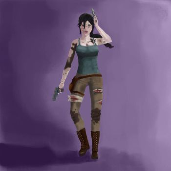 Laracroft Tomb Raider Edited-4 by HApPIE-GIRApHIE