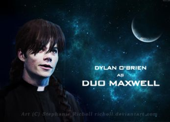 Dream Cast-Duo Maxwell by tronnie