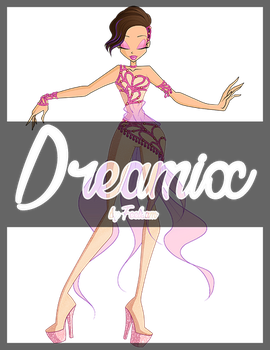 COMMISSION - Dreamix Design by Feeleam