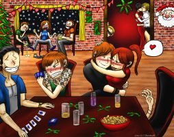 A Very Resi Christmas by Sheenah