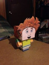 Jonathan CubeeCraft by SuperVegeta71290