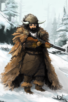 Northern Hunter by anovacore