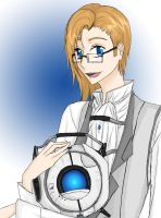 Portal 2- Seeing Double by ZutarianToph