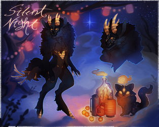 {Advent Auction} Silent Night [OPEN] by AgentCorrina
