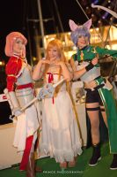 Alfheim Online avatars by Rinaca-Cosplay