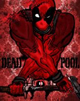 Wanted: Deadpool by cheshirecatart