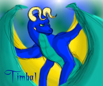 Timbal-Rough by Rebecca1208