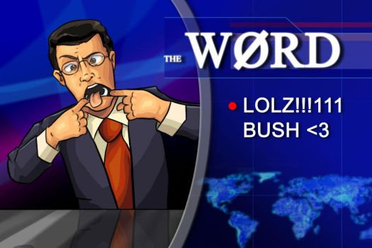 Stephen Colbert does the news by crewwolf
