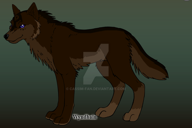 Cas Wolf by Cassim-Fan