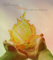 Selfless Dauntless or Brave Abnegation by xSavannahxx