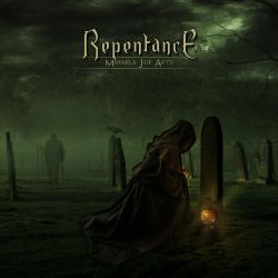 Repentance - music album cover by MihaelaJoeDesigns