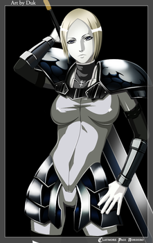 Claymore Helen by duduk0