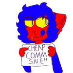 COMMISION STATUS: OPEN (NOW ACCEPTING PAYPAL!~!) by GN4WINQ